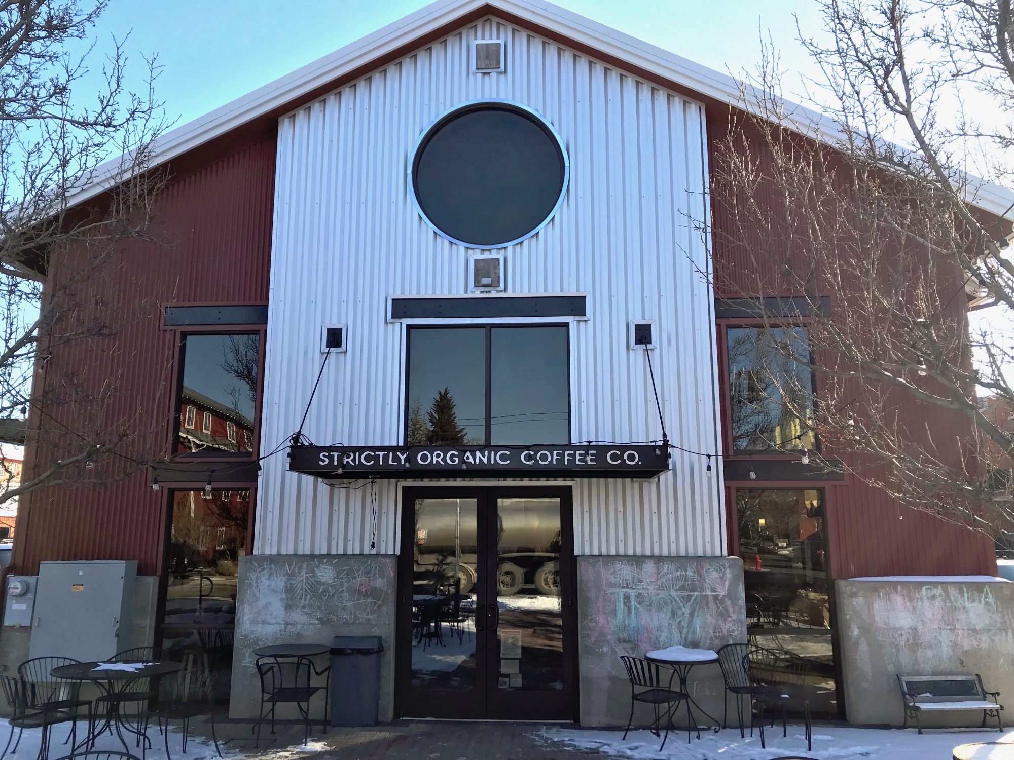 Strictly Organic Coffee Co. Bend, OR