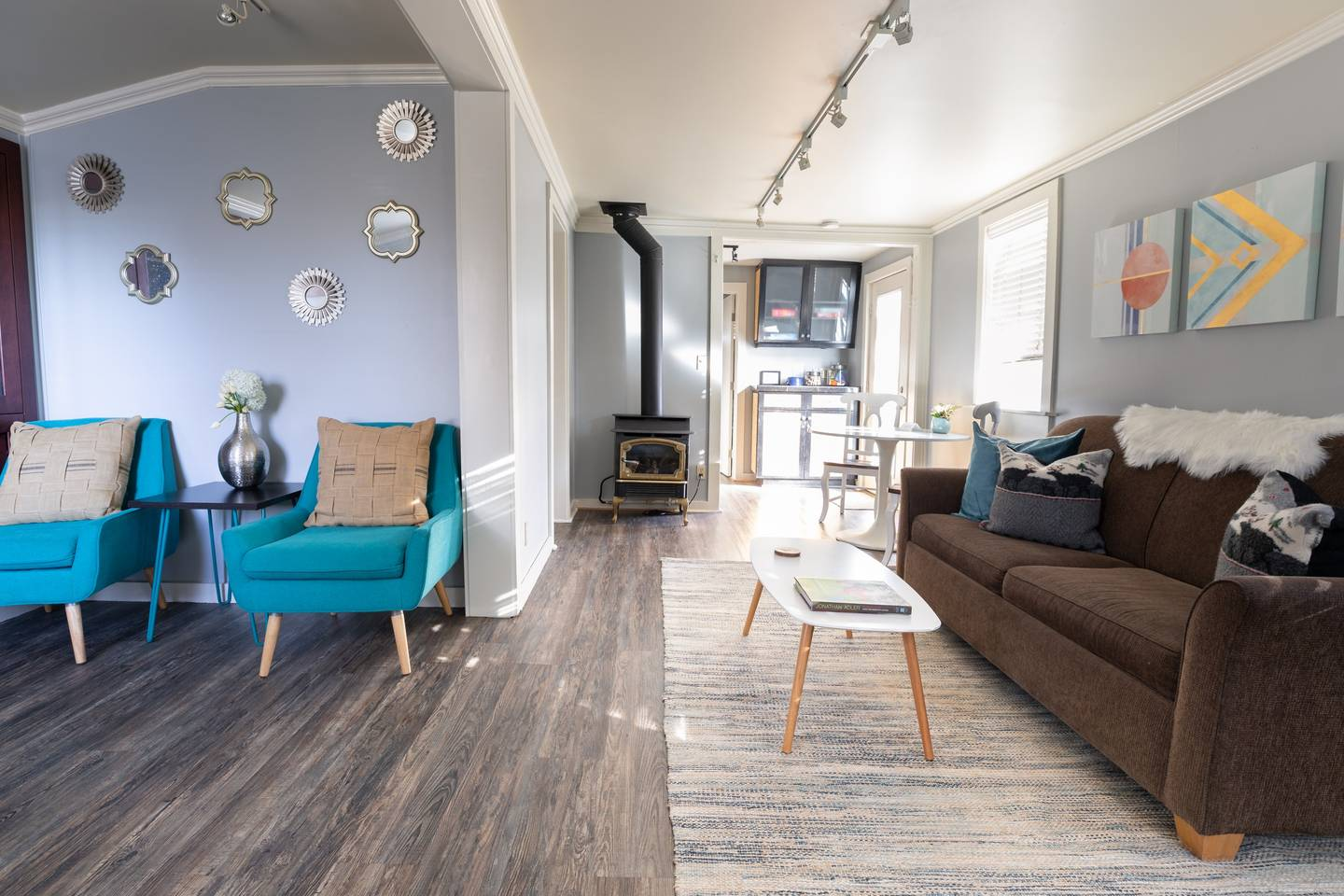 airbnb downtown bend oregon under $100
