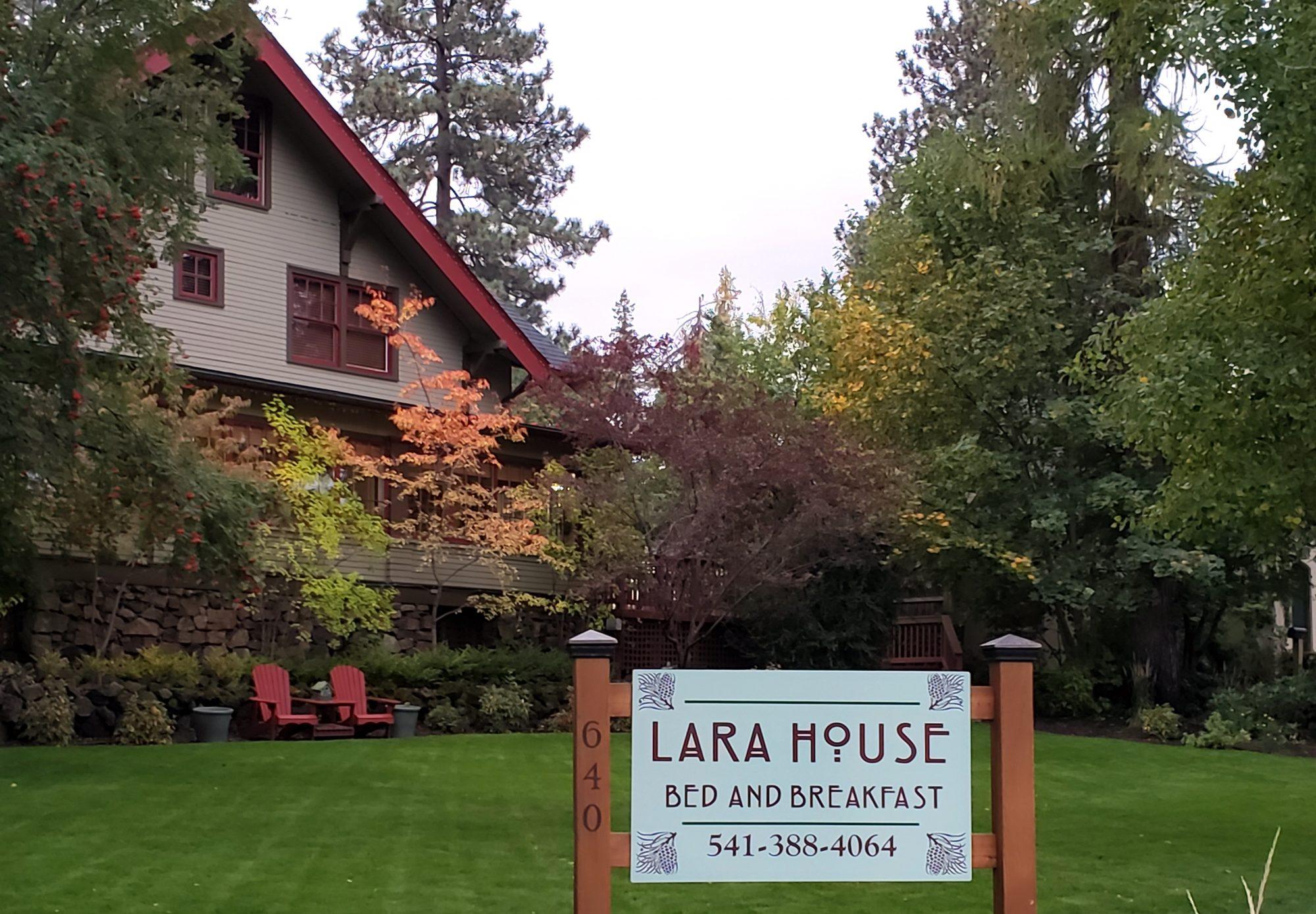 Lara House B&B outside
