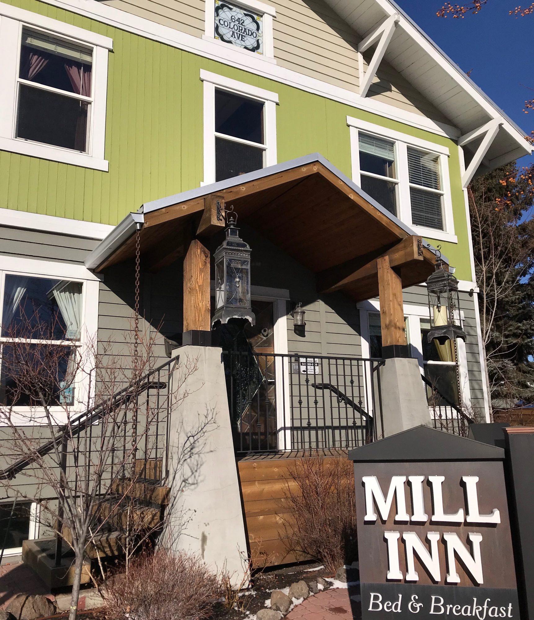 Mill Inn B&B in Bend, OR