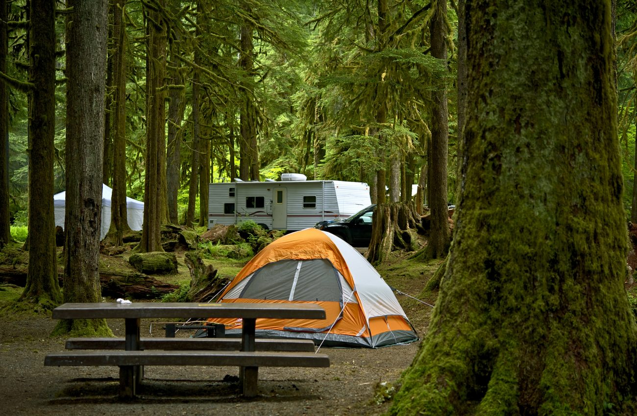 best campgrounds in bend oregon