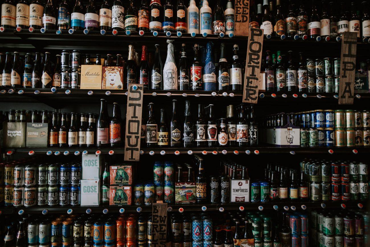 Bend Brewfest Beer Tap Room