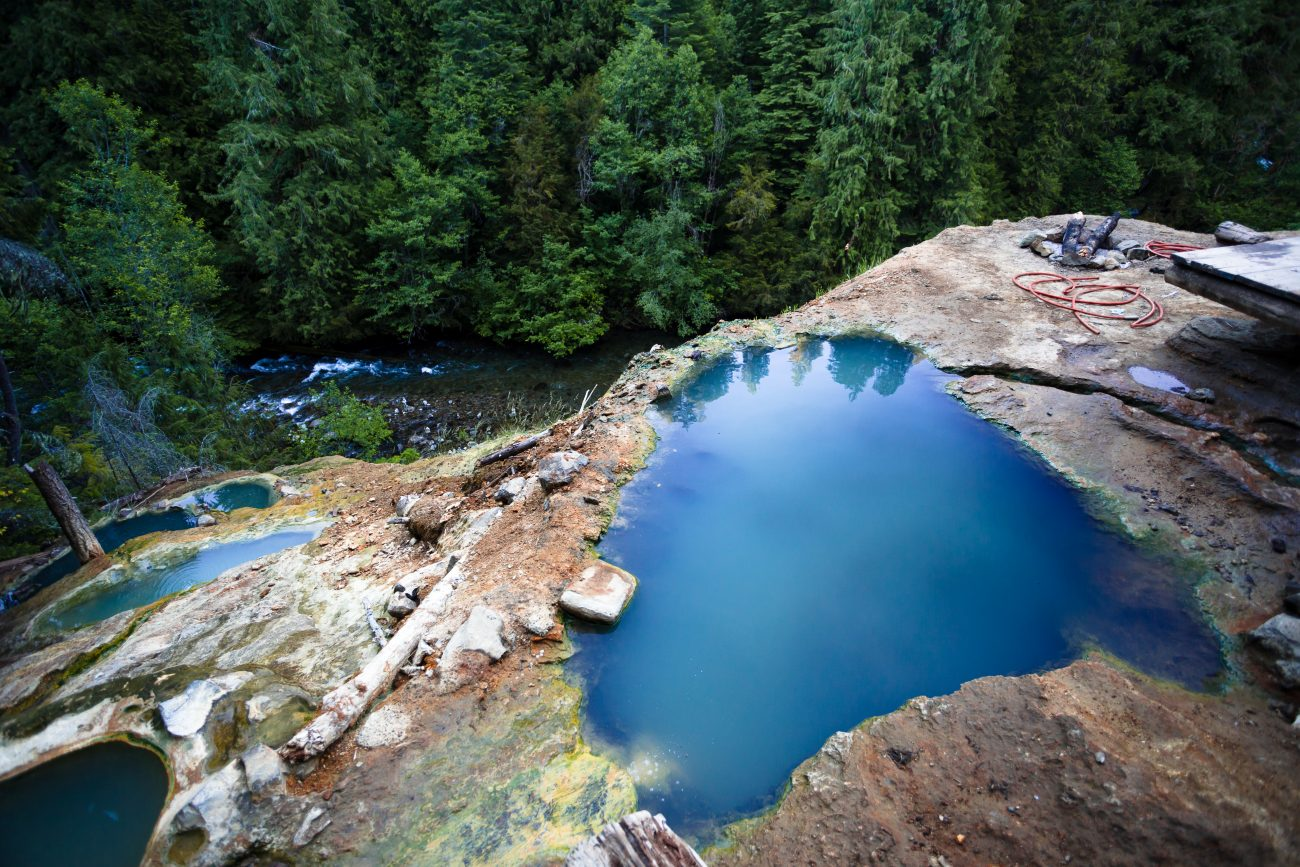 Oregon Summer Activities Cascade Natural Pools