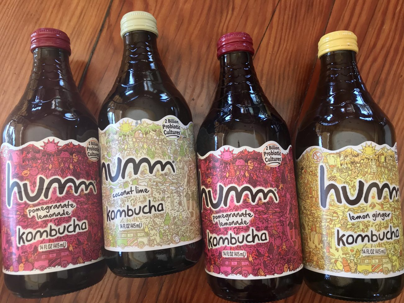 Humm Kombucha Bend Oregon